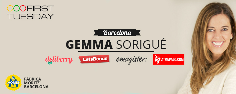 first tuesday twitter Gemma Sorigué en el primer First Tuesday Barcelona del 2016