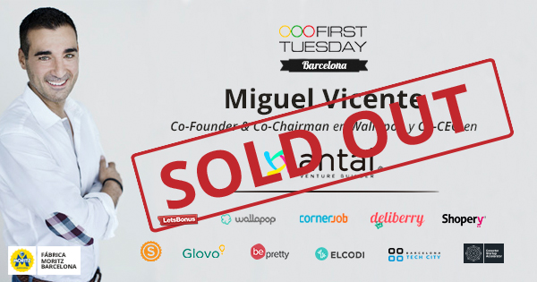 first tuesday bcn miguelvicente facebook 2 Fusión de Wallapop y Letgo
