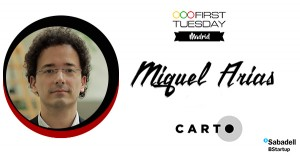 first tuesday oct MAD face 300x157 First Tuesday Octubre: Miguel Arias y Javier Figarola